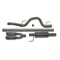 ROUSH PERFORMANCE PARTS Exhaust Kit  Ford F150 3.5L/5.0L & 6.2L Raptor P/N - 421248