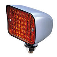 RACING POWER CO-PACKAGED Amber Turn Signal Light Universal P/N - R31-583
