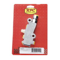 RACING POWER CO-PACKAGED Chrome Prop Valve Only (Disc/Disc) P/N - R4511