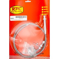 RACING POWER CO-PACKAGED TH350 Stainless Kick Down Assembly P/N - R6053