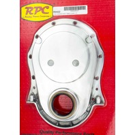 RACING POWER CO-PACKAGED BBC Alum Timing Chain Cover Polished P/N - R8422