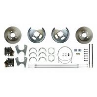 RIGHT STUFF DETAILING Rear Disc Conv. GM E-Brake Cables Incl. P/N - FSCRD01