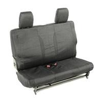 Rugged Ridge 13266.03 Elite Ballistic Seat Cover Fits 11-17 Wrangler (JK)