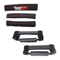 Rugged Ridge 13505.15 Grab/Door Handle Cover Kit