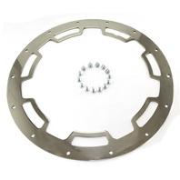Rugged Ridge 15250.01 Wheel Rim Protector Fits 07-17 Wrangler (JK)