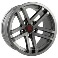 Rugged Ridge 15303.92 Jesse Spade Wheel Fits 07-17 Wrangler (JK)