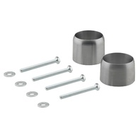 Rubicon Express RE4532 Exhaust Pipe Spacer Fits 12-18 Wrangler (JK)