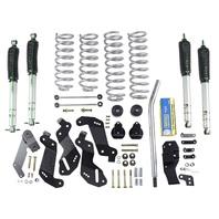 Rubicon Express RE7125M Suspension Lift Kit w/Shocks Fits 07-18 Wrangler (JK)
