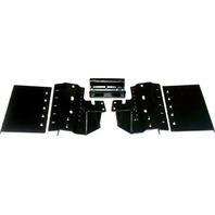 Rubicon Express RE9920 Crossmember Kit For Long Arm Kit Fits 84-01 Cherokee (XJ)