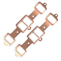 SCE GASKETS Copper Exhaust Gaskets - Buick 455 Stage 1 P/N - 4071