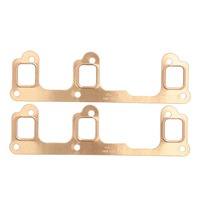 SCE GASKETS Buick 231 V6 Pro Copper Exhaust Gaskets P/N - 4472