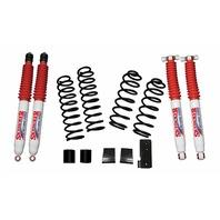 Skyjacker JK200BPHSR Softride Coil Spring Lift Kit Fits 07-17 Wrangler (JK)