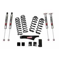 Skyjacker JK2500BPMSR Softride Coil Spring Lift Kit Fits 07-17 Wrangler (JK)