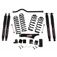 Skyjacker JK350BPBSR Softride Coil Spring Lift Kit Fits 07-17 Wrangler (JK)