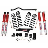 Skyjacker JK350BPHSR Softride Coil Spring Lift Kit Fits 07-17 Wrangler (JK)