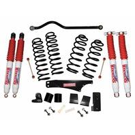 Skyjacker JK40BPHSR Softride Coil Spring Lift Kit Fits 07-11 Wrangler (JK)