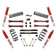 Skyjacker TJ403BPH Suspension Lift Kit w/Shock Fits 03-06 Wrangler (TJ)
