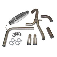 SLP PERFORMANCE Loud Mouth Exh System 98-02 LS1 GM F-Body P/N - 31042A