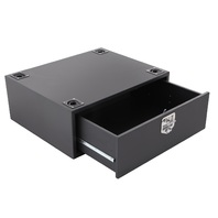 Smittybilt 2763 Security Storage Vault Fits 07-17 Wrangler (JK)
