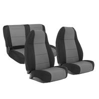 Smittybilt 471122 Neoprene Seat Cover Fits 91-95 Wrangler (YJ)