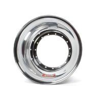 SANDER ENGINEERING 15in x  8in Wheel Half With No Lock Ring P/N - 43108
