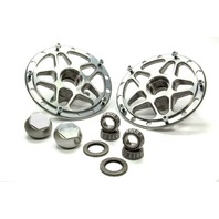 SANDER ENGINEERING Front Hubs Direct Mount Forged P/N - 1015-15F-9