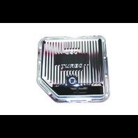 SPECIALTY CHROME GM TH350 Steel Trans Pan Chrome P/N - 7491