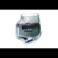 SPECIALTY CHROME GM TH400 Steel Trans Pan Chrome P/N - 7493