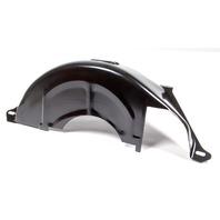 SPECIALTY CHROME Flywheel Dust Cover TH350-400 Black P/N - 7607BK