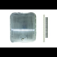 SPECIALTY CHROME Transmission Pan GM 700R 4 Finned with Gasket P/N - 8594