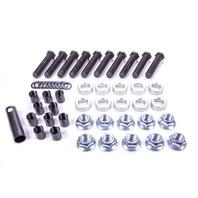 STRANGE Stud Kit w/Sleeve- Nuts & Washers - 5/8-18 P/N - A1027