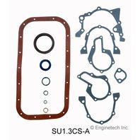98-01 Suzuki 1.3L G13BA Lower Gasket Set