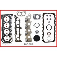 89-95 Suzuki 1.6L G16KC Head Gasket Set