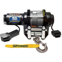 SUPERWINCH 3000# ATV Winch w/Roller Fairlead P/N - 1130220