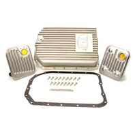 TCI 4L80E Deep Alum Trans Pan P/N - 278000