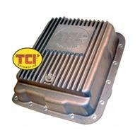 TCI 700r4 Deep Alum.Oil Pan  P/N - 378000