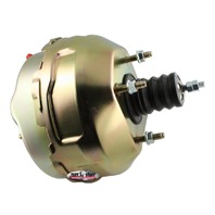 TUFF-STUFF 9in Dual Diaphragm Booster Gold Zinc P/N - 2229NB