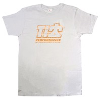 Ti22 PEFORMANCE TI22 T-shirt Gray XXX-Large P/N - 9120XXXL