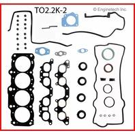 96-97 Toyota 2.2L 5SFE Gasket Set