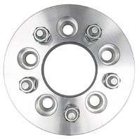 TRANS-DAPT Billet Wheel Spacers 5x4.5in to 5x4.5in P/N - 3607