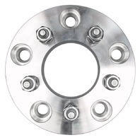 TRANS-DAPT Billet Wheel Adapters 5x5.5in to 5x4.5in P/N - 3616