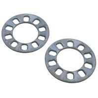 TRANS-DAPT 1/4in Disc Brake Spacers  P/N - 4082