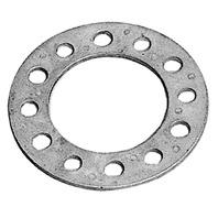 TRANS-DAPT 1/4in 6-Lug Wheel Spacer (2) P/N - 7107
