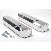 Trans-Dapt Performance Products 1052 Polished Aluminum Fabricated Valve Cover