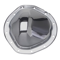 Trans-Dapt Performance Products 8785 Chrome Complete Differential Cover Kit