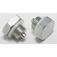 Trans-Dapt Performance Products 9062 Magnetic Oil Pan Drain Plug