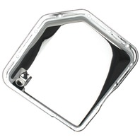 Trans-Dapt Performance Products 9074 Chrome Transmission Pan