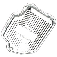 Trans-Dapt Performance Products 9121 Chrome Transmission Pan