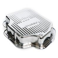 Trans-Dapt Performance Products 9197 Chrome Transmission Pan