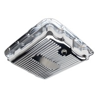 Trans-Dapt Performance Products 9740 Chrome Transmission Pan